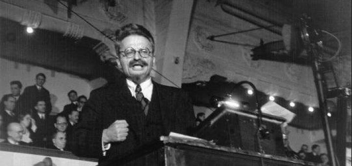 Trotsky em Copenhague
