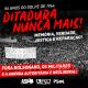 56 anos do golpe de 1964 Ditadura nunca mais!